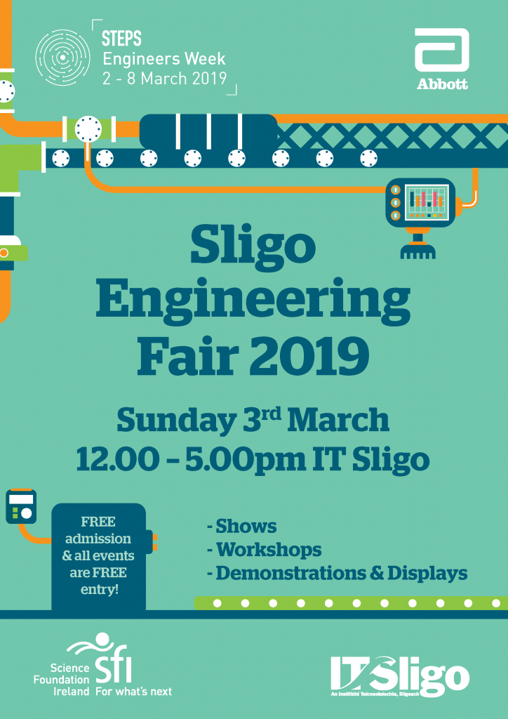 Sligo Engineering Fair 2019