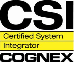 Cognex Certified System Integrator