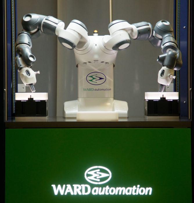Collaborative Robots at Ward Automation