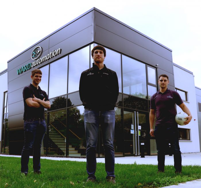 GAA County Final Success for Ward Automation Engineers
