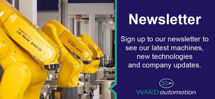 Ward Automation-Newsletter