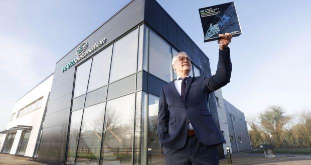 Ward Automation wins Irish Times Innovation Award
