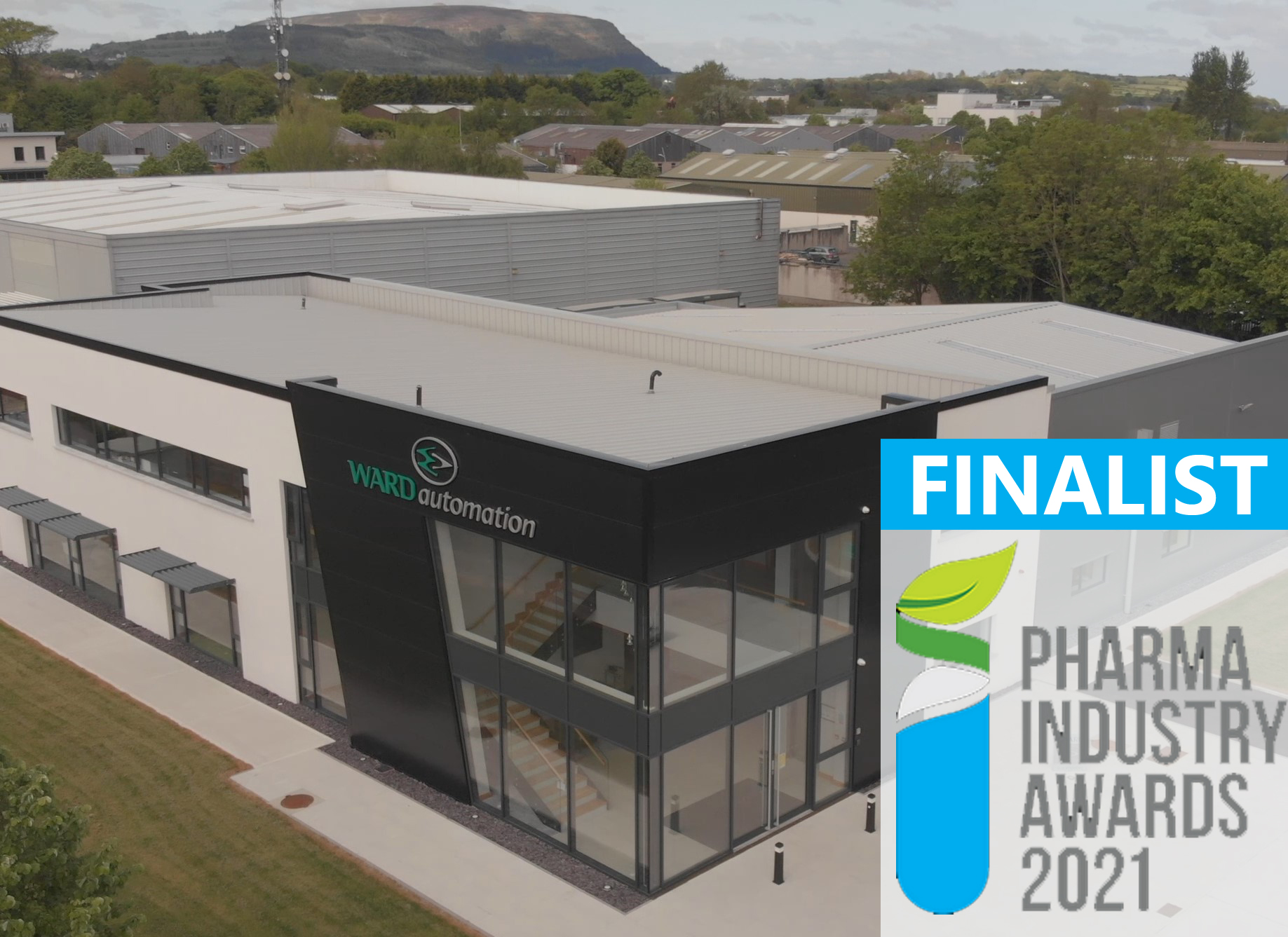 Ward Automation finalists in Pharma Industry Awards